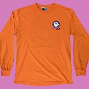 Clemson University Tigers Clemson Girl T Shirt M